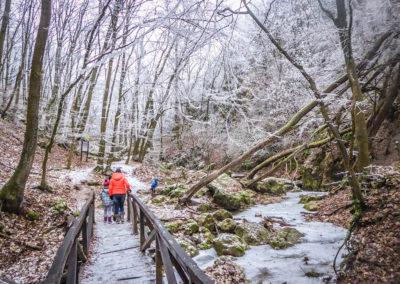 Dera Gorge Hike Hungary