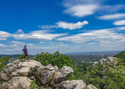 Hike Budapest - Fairy Rock