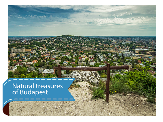 3 Natural Treasures of Budapest That You May Have Never Heard About