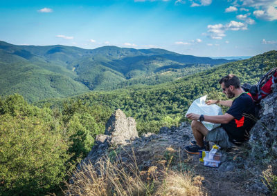 Hike Hungary - Borzsony