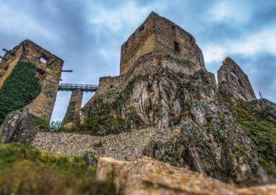 Castle of Csesznek