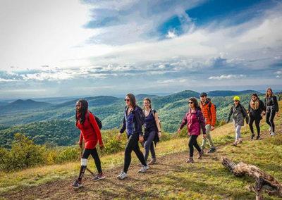Hike in Borzsony