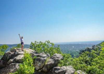 Running tours in Budapest